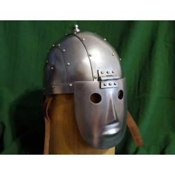 Helm Byzanz mit Gesichtsmaske